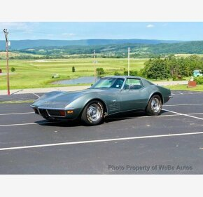 1972 Chevrolet Corvette for sale 101003872