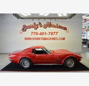 1972 Chevrolet Corvette for sale 101006076