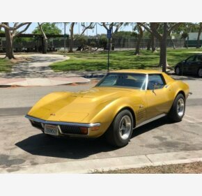 1972 Chevrolet Corvette for sale 101023526