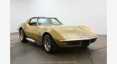 1972 Chevrolet Corvette for sale 101054266