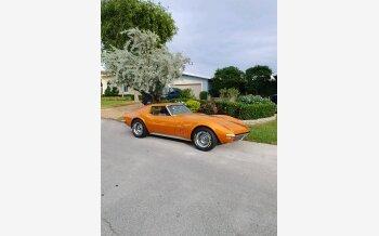 1972 Chevrolet Corvette Coupe for sale 101073987