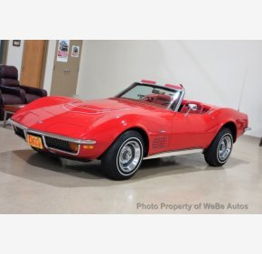 1972 Chevrolet Corvette for sale 101091197