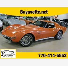 1972 Chevrolet Corvette for sale 101099021