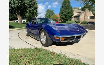 1972 Chevrolet Corvette Coupe for sale 101203097