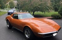 1972 Chevrolet Corvette Coupe for sale 101221807