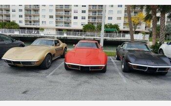 1972 Chevrolet Corvette Convertible for sale 101286218