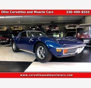 1972 Chevrolet Corvette for sale 101343210