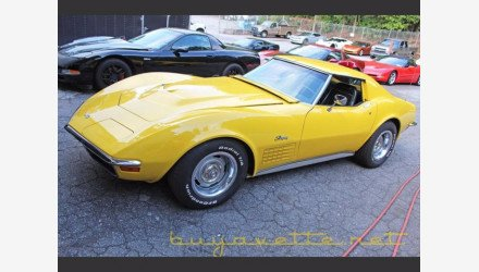 1972 Chevrolet Corvette Coupe for sale 101402900