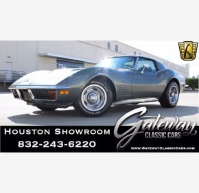 1972 Chevrolet Corvette for sale 101412815