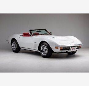 1972 Chevrolet Corvette for sale 101462837
