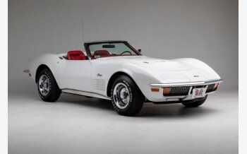1972 Chevrolet Corvette for sale 101462837