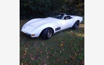 1972 Chevrolet Corvette Convertible for sale 101494496
