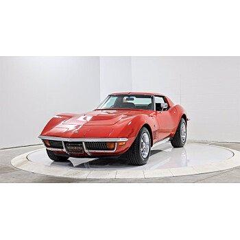 1972 Chevrolet Corvette for sale 101518170