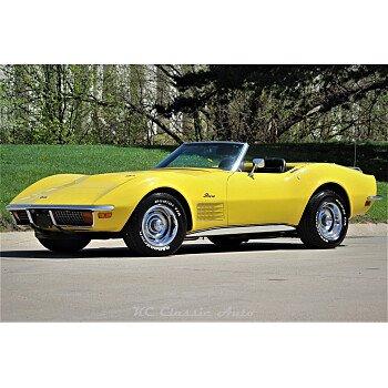 1972 Chevrolet Corvette for sale 101532896