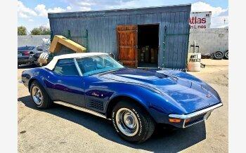 1972 Chevrolet Corvette Convertible for sale 101555678