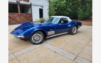 1972 Chevrolet Corvette for sale 101604998