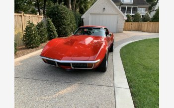 1972 Chevrolet Corvette Coupe for sale 101608437