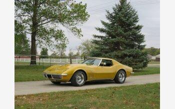 1972 Chevrolet Corvette for sale 101303589