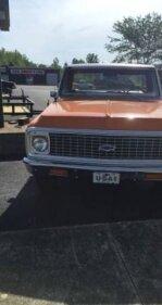 1972 Chevrolet Custom for sale 101156486