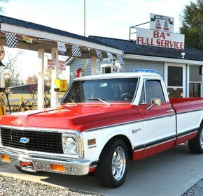 1972 Chevrolet Custom for sale 101346071