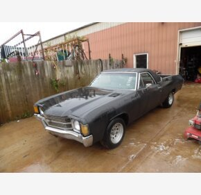1972 Chevrolet El Camino for sale 100291727