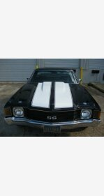 1972 Chevrolet El Camino SS for sale 100892138