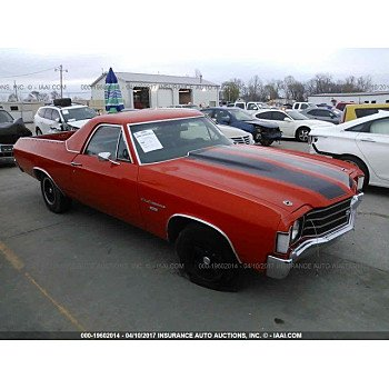 1972 Chevrolet El Camino for sale 101015241