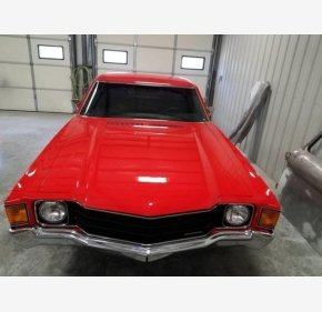 1972 Chevrolet El Camino for sale 101061845
