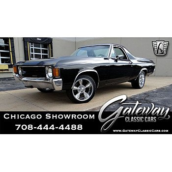 1972 Chevrolet El Camino for sale 101202758