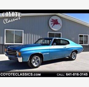 1972 Chevrolet Malibu for sale 101386430