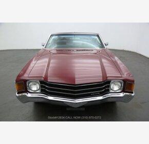 1972 Chevrolet Malibu for sale 101389720