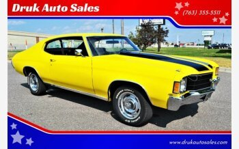 1972 Chevrolet Malibu for sale 101554535