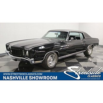1972 Chevrolet Monte Carlo for sale 101108078