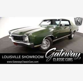 1972 Chevrolet Monte Carlo for sale 101245150