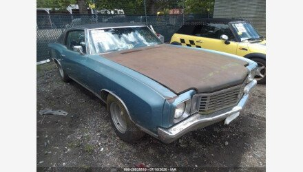 1972 Chevrolet Monte Carlo for sale 101346999