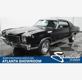 1972 Chevrolet Monte Carlo for sale 101358291