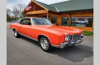 1972 Chevrolet Monte Carlo for sale 101498882