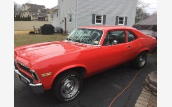 1972 Chevrolet Nova for sale 100999148