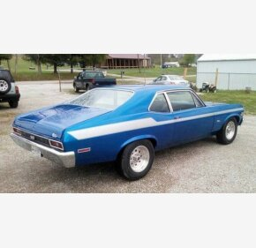 1972 Chevrolet Nova for sale 100947507