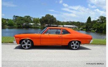1972 Chevrolet Nova for sale 101005509