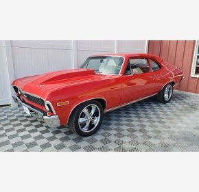 1972 Chevrolet Nova for sale 101101301