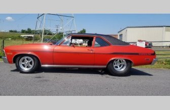 1972 Chevrolet Nova for sale 101181829
