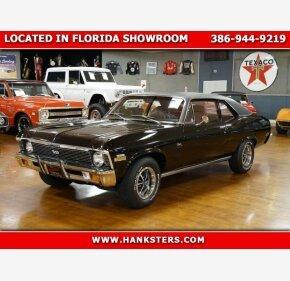 1972 Chevrolet Nova for sale 101221759