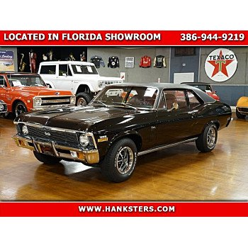 1972 Chevrolet Nova for sale 101221759
