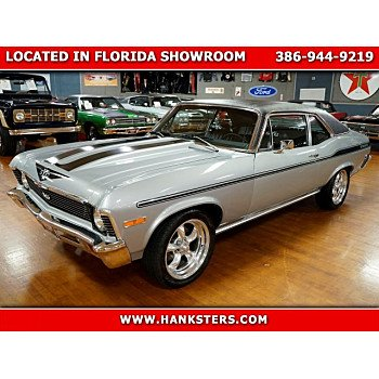 1972 Chevrolet Nova for sale 101231094