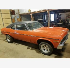 1972 Chevrolet Nova for sale 101245250