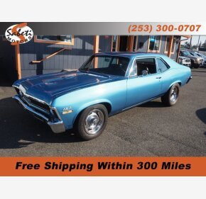 1972 Chevrolet Nova for sale 101387628