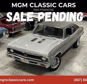 1972 Chevrolet Nova for sale 101417362