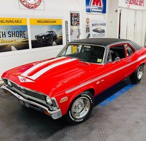 1972 Chevrolet Nova for sale 101425333