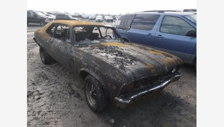 1972 Chevrolet Nova for sale 101455795